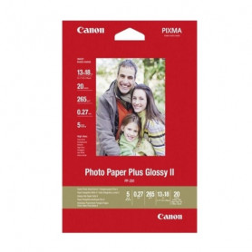 Glossy Photo Paper Canon PP-201 (20 uds) Canon - 1