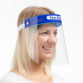 Facial Protection Screen BigBuy Wellness - 1