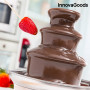 InnovaGoods Chocolate Fountain Sweet & Pop Times 70W White Steel  InnovaGoods - 8