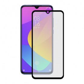 Tempered Glass Screen Protector Xiaomi Mi 9 Lite Full Glue 2.5D BigBuy Tech - 1