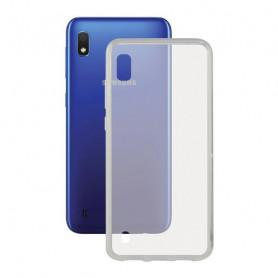 Custodia per Cellulare Samsung Galaxy A10 Flex Trasparente BigBuy Tech - 1