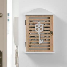 Деревянный Органайзер для Ключей Closet BigBuy Home - 1