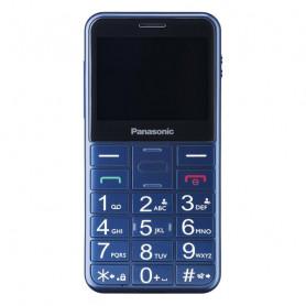 Mobile telephone for older adults Panasonic Corp. KX-TU150 TFT LCD Dual SIM Blue Panasonic Corp. - 1