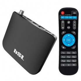 TV Player Android BSL ABSL-216DVBTS 8 GB WiFi Black BSL - 1
