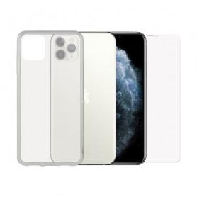 Protettore Schermo Vetro Temprato per Cellulare + Custodia per Cellulare Iphone 11 Pro Max Contact Contact - 1
