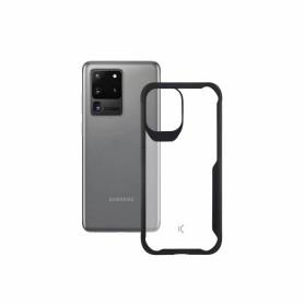 Mobile Phone Case with TPU Edge Samsung Galaxy S20 Ultra KSIX Flex Armor KSIX - 1