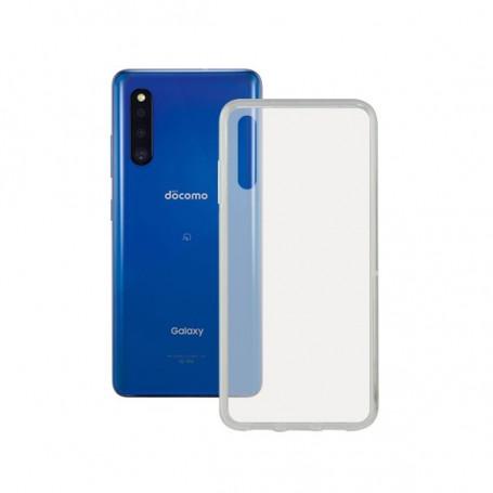 Handyhülle mit TPU-Rand Samsung Galaxy A41 KSIX Flex KSIX - 1