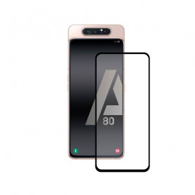 Tempered Glass Screen Protector Samsung Galaxy A80/a90 Contact Contact - 1