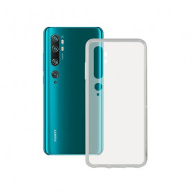 Funda para Móvil con Borde de TPU Xiaomi Mi 10 KSIX Flex KSIX - 1