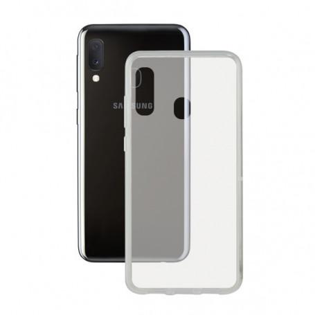 Mobile Phone Case with TPU Edge Samsung Galaxy A20s KSIX Flex KSIX - 1