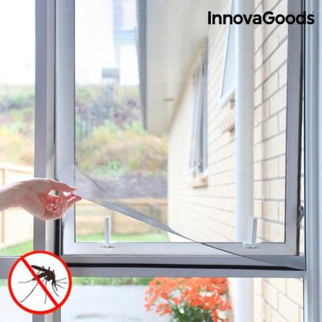 Mosquitera Adhesiva para Ventana InnovaGoods InnovaGoods - 1