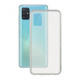Mobile Phone Case with TPU Edge Samsung Galaxy A71 Contact Flex Contact - 1