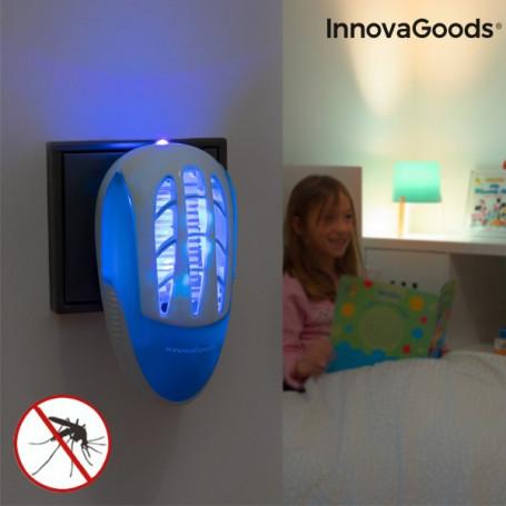 Spina Antizanzare con LED Ultravioletto InnovaGoods InnovaGoods - 1