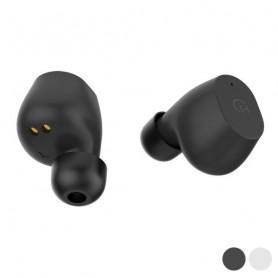 Bluetooth Headset with Microphone Hiditec Kondor 450 mAh Hiditec - 1