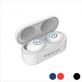 Bluetooth Headset with Microphone BRIGMTON BML-16 500 mAh BRIGMTON - 1