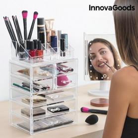 Organizador de Maquillaje Acrílico InnovaGoods InnovaGoods - 1