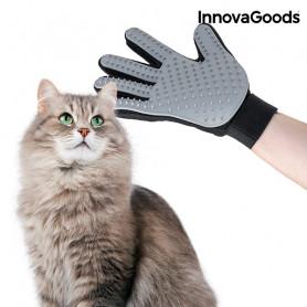 Guante para Cepillar y Masajear Mascotas InnovaGoods InnovaGoods - 1
