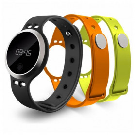 "Activity Bangle ORA FIT 2 OSB006-F2B 0.82"" Bluetooth 4.2 IP65 Android /iOS 23 g Black ORA - 1"