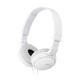 Headphones Sony MDR ZX110 White Headband Sony - 1