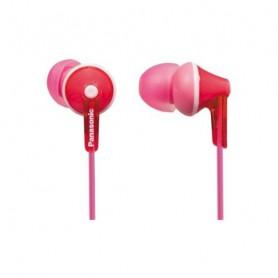 Headphones Panasonic RP-HJE125E in-ear Pink Panasonic Corp. - 1