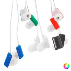 In ear headphones (3.5 mm) 143973 BigBuy Tech - 1