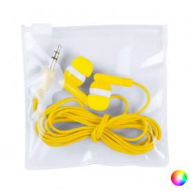 In ear headphones (3.5 mm) 144837 BigBuy Tech - 1