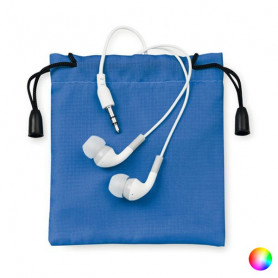 In ear headphones (3.5 mm) 144209 BigBuy Tech - 1