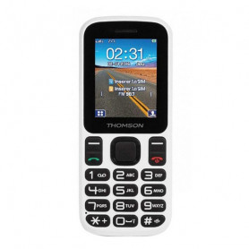 "Mobile telephone for older adults Thomson TLINK T12 1,77"" Bluetooth VGA FM White Thomson - 1"