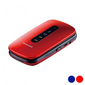 "Mobile telephone for older adults Panasonic Corp. KX-TU456EXCE 2,4"" LCD Bluetooth USB Panasonic Corp. - 1"