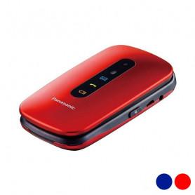 """Мобильный телефон для пожилых людей Panasonic Corp. KX-TU456EXCE 2,4"""" LCD Bluetooth USB Panasonic Corp. - 1"""