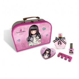 Women's Perfume Set Tall Tails Gorjuss EDT Pink (5 Pcs) Gorjuss - 1