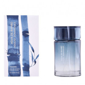Men's Perfume Agua De Bambú Man Adolfo Dominguez EDT (120 ml) Adolfo Dominguez - 1