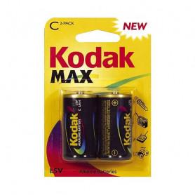 Alkaline Battery Kodak LR14 1,5 V (2 pcs) Kodak - 1