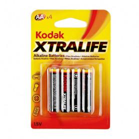 Alkaline Battery Kodak 1,5 V 2700 mAh Kodak - 1