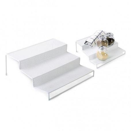 Универсальный органайзер Confortime Металл Белый (26,5 x 25,5 x 10,5 cm) Confortime - 1