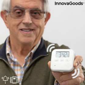 Electronic Intelligent Pillbox Pilly InnovaGoods InnovaGoods - 1