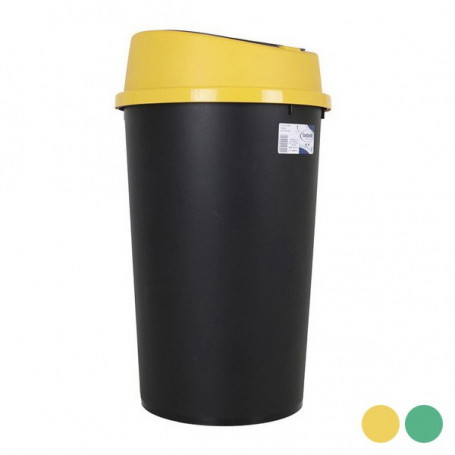 Poubelle recyclage Push Tontarelli Bingo 25 L Tontarelli - 1