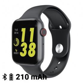 """Smartwatch KSIX Urban 1,54"""" IPS HD 210 mAh Black KSIX - 1"""