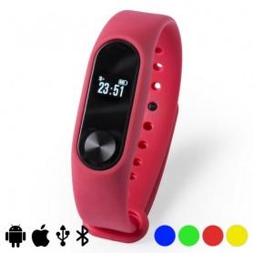 "Pulsera de Actividad 0,42"" LCD Bluetooth 145599 BigBuy Tech - 1"