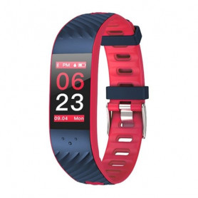 "Activity-Armband BRIGMTON BSPORT-16-R 0,96"" OLED Bluetooth Rot BRIGMTON - 1"