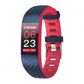 "Bracelet d'activités BRIGMTON BSPORT-16-R 0,96"" OLED Bluetooth Rouge BRIGMTON - 1"