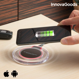InnovaGoods Qi Wireless Charger for Smartphones InnovaGoods - 1