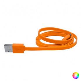 Cable USB a Micro USB (50 cm) 144952 BigBuy Tech - 1