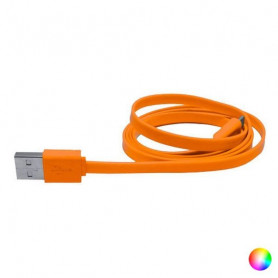 Универсальный кабель USB-MicroUSB (50 cm) 144952 BigBuy Tech - 1