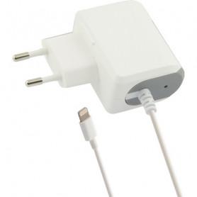 Сетевое зарядное устройство Lightning 1a Contact iPhone Белый Contact - 1