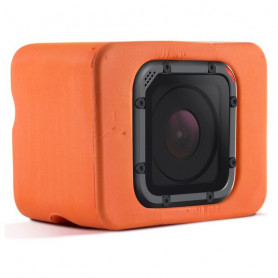 Floating Sponge Cover for Go Pro Hero 5 KSIX Orange KSIX - 1