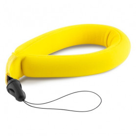 Floating Strap for Sports Camera KSIX Neoprene Yellow KSIX - 1
