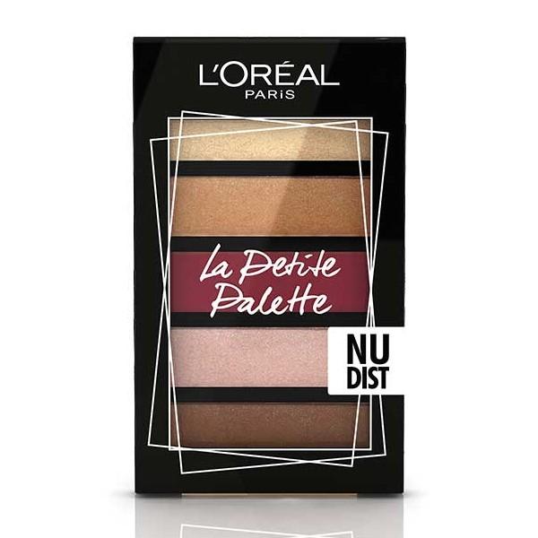 LORÉAL PARIS Lidschatten-Palette »La Petite Palette Maximalist«, Puder-zu-Creme-Textur online