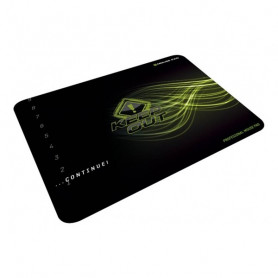 Gaming Mouse Mat KEEP OUT R3 Black KEEP OUT - 1
