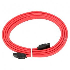 SATA Cable GEMBIRD CC-SATA-DATA-XL 600 Mbps (1 m) Red GEMBIRD - 1